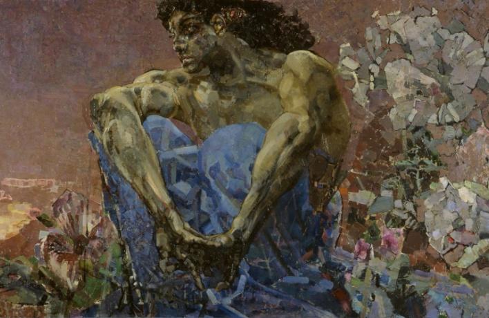 7 мужчин мечты, ради которых стоит пойти в московские музеи
