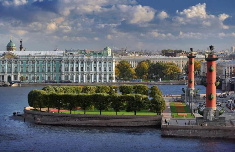 «Культурный маршрут» по Санкт-Петербургу на автобусе
