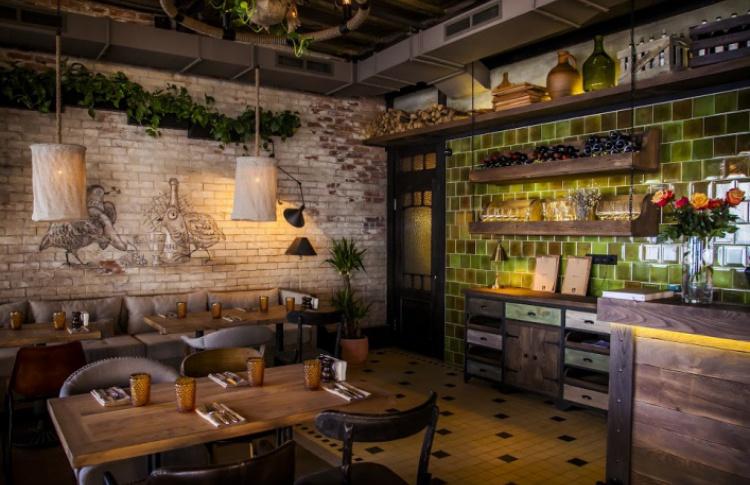 На «Белорусской» заработало кафе «Ача-чача»