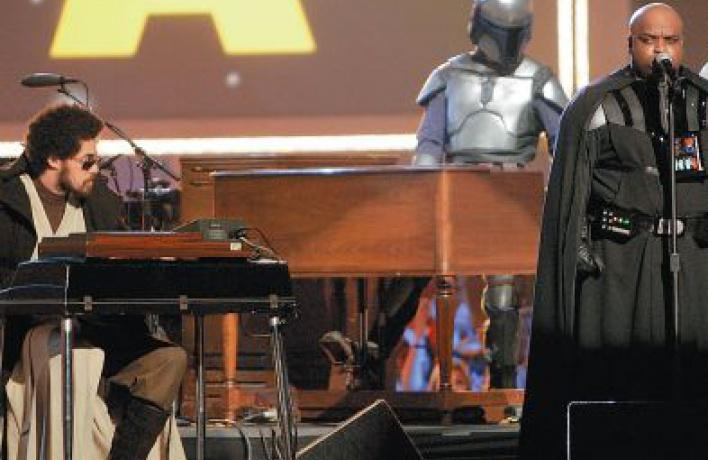 Gnarls Barkley: «Между нами есть искра»