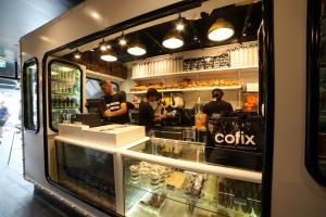 В Москве откроется израильская сеть кофеен Cofix, где все по 50 рублей