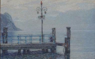 Выставка Никиты Макарова «Прогулка»