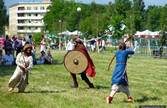 Фестиваль «День Русской Славы»