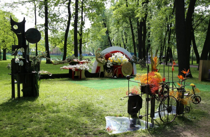 IX ежегодный международный фестиваль «Императорские сады России»