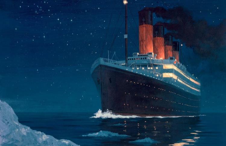 Выставка «Титаник. 100 лет истории»