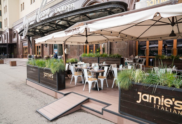 Jamies Italian - Фото №2