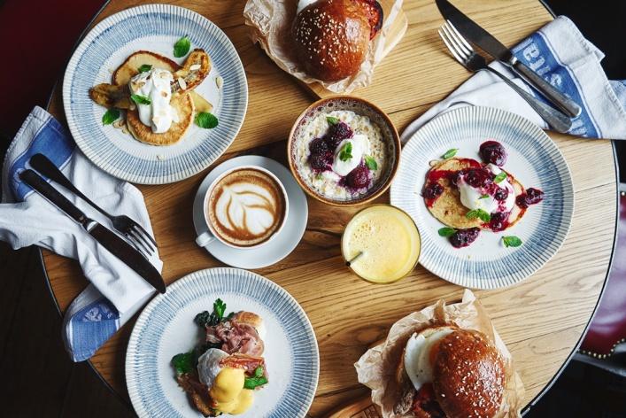 В ресторане Джейми Оливера Jamie`s Italian появилось меню завтраков