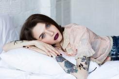 Sasha Unisex представляет первый лукбук коллекции переводных татуировок