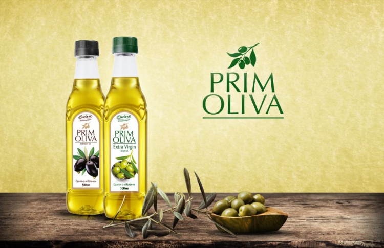 Оливковое масло PrimOliva – доступная роскошь