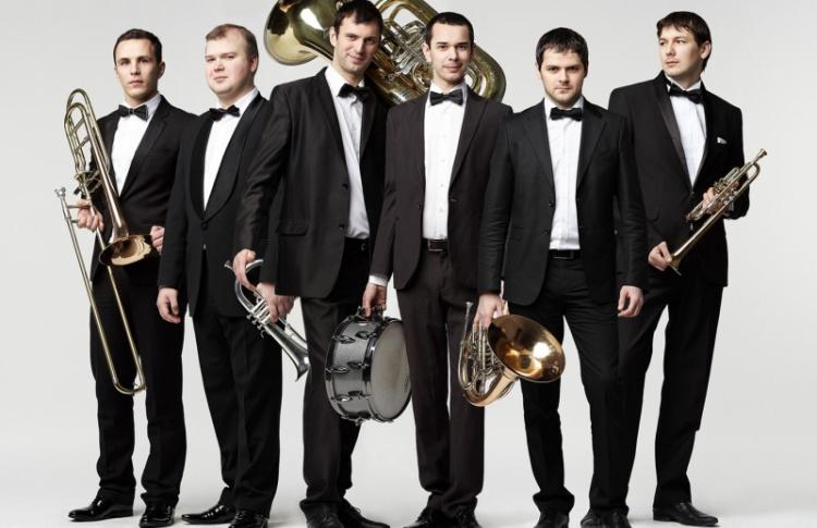 Концерт духового ансамбля Olympic-brass