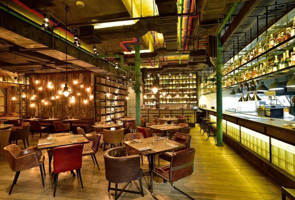 Ресторан «Фаренгейт» - Фото №1