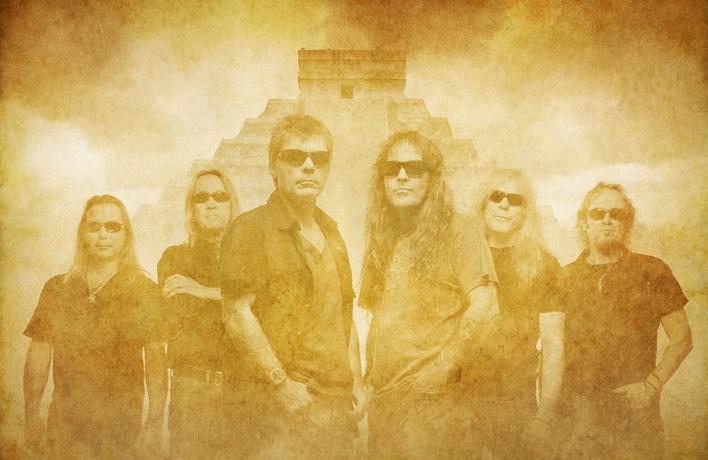IRONMAIDENанонсируют единственный концерт в России, который состоится 25 июня 2016 года в рамках мирового турне «TheBookOfSouls»