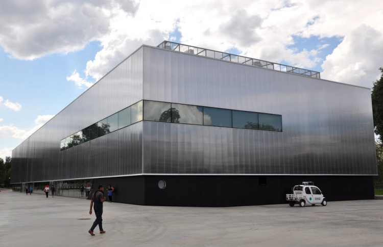 «Гараж» готовит триеннале современного искусства