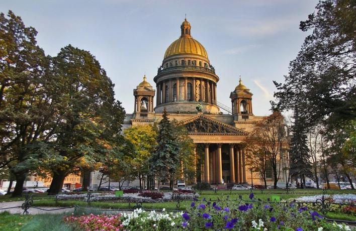 Теплее, еще теплее! Прогноз погоды в Петербурге и Ленинградской области