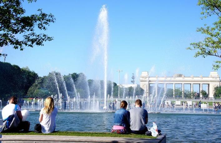 Интерактивный туризм в главных парках Москвы – семерка лучших