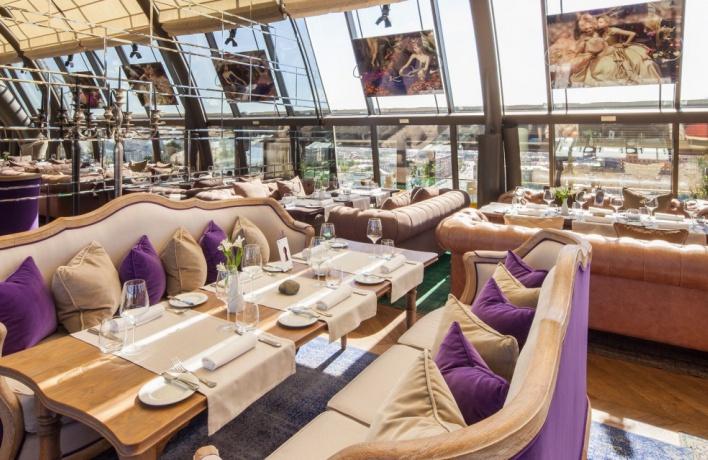 Московский ресторан впервые попал в двадцатку лучших ресторанов мира