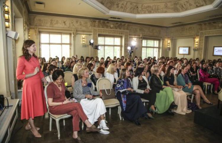 В Москве прошла ежегодная встреча собщества Women's Leadership Forum