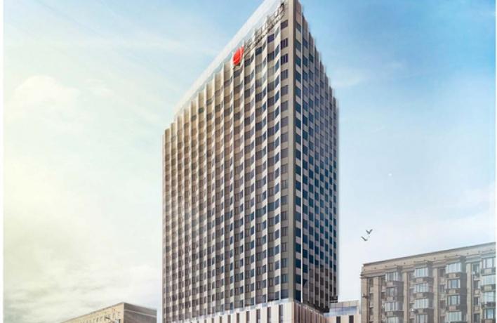 На крыше отеля «Белград» появится двухэтажный ресторан