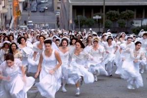 В воскресенье Москву атакуют одинокие невесты