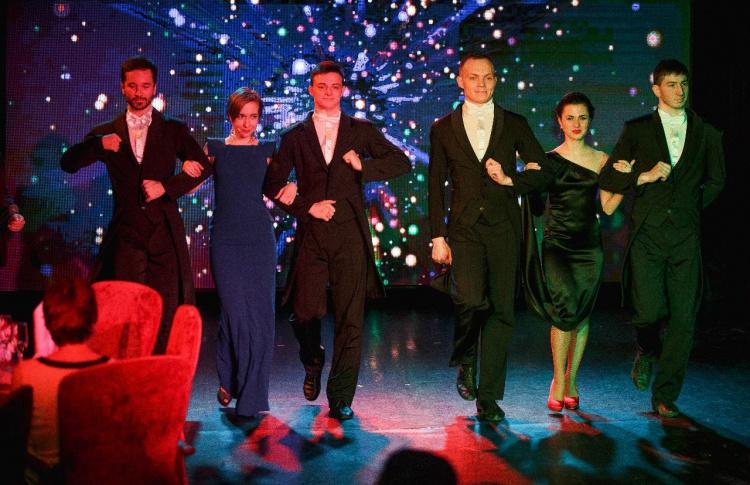 Эстрадная шоу-дэнс программа «Мы приглашаем танцевать»