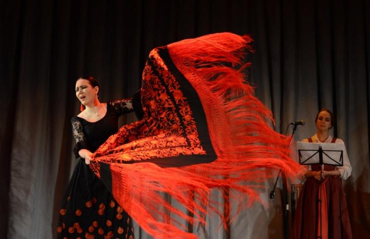 Программа фламенко «Ночи в садах Испании»