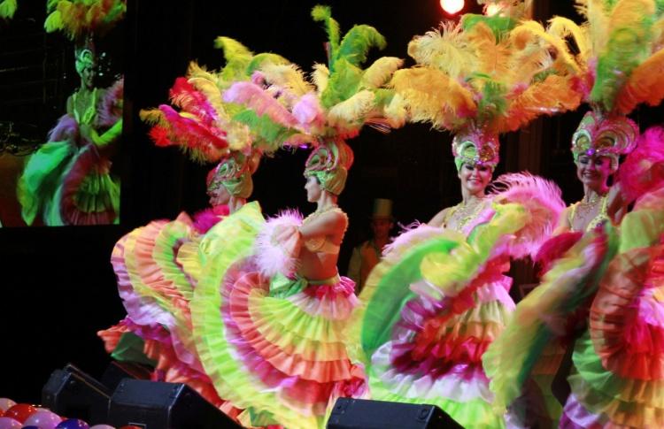 Латино-американское шоу «Hello, Lambada!» или «Невинный танец по-бразильски»
