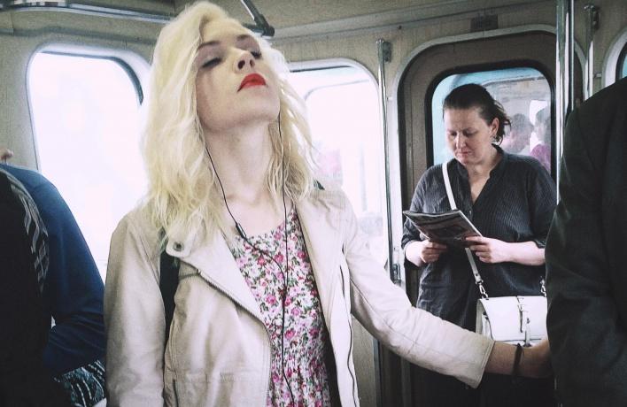 На станции метро «Выставочная» открывается вернисаж фото, сделанных в метро