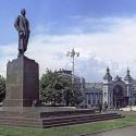 Памятник Горькому вернут на площадь Тверской заставы