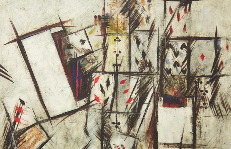 Запуск онлайн-аукциона современного российского искусства