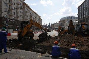 Мэрия пообещала не затевать ремонта улиц 100 лет