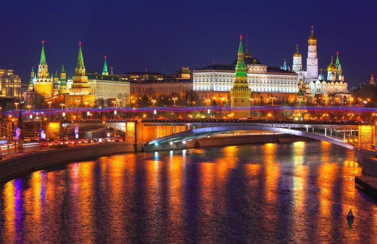 В Москве стартуют бесплатные ночные экскурсии