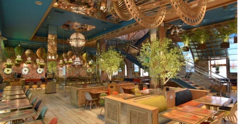 Лучшие «новые» столовые в Москве