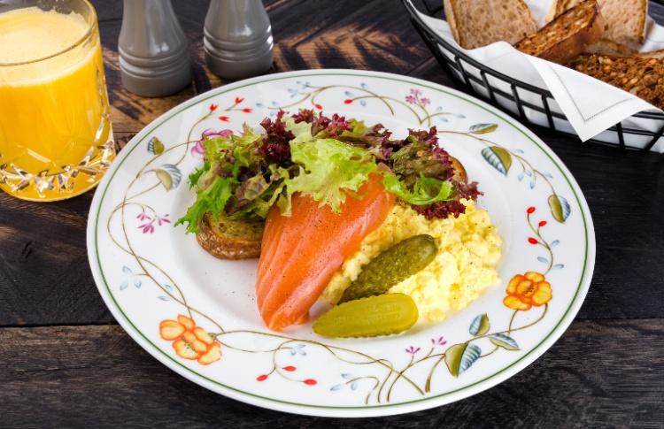 Лучшие завтраки в ресторанах Москвы Фото №491419