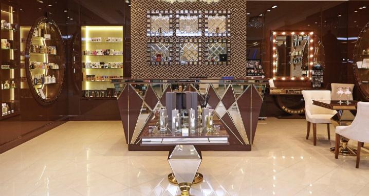Салон парфюмерии «Парфюмеръ»