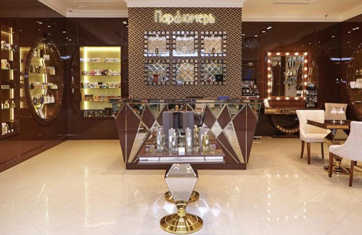 Наконец-то в Москве официально заработает бутик «Парфюмеръ»
