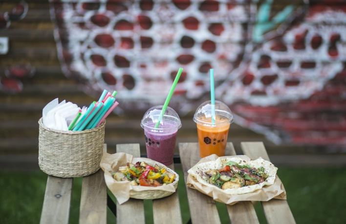 В «Музеоне» пройдет первый фестиваль органической еды