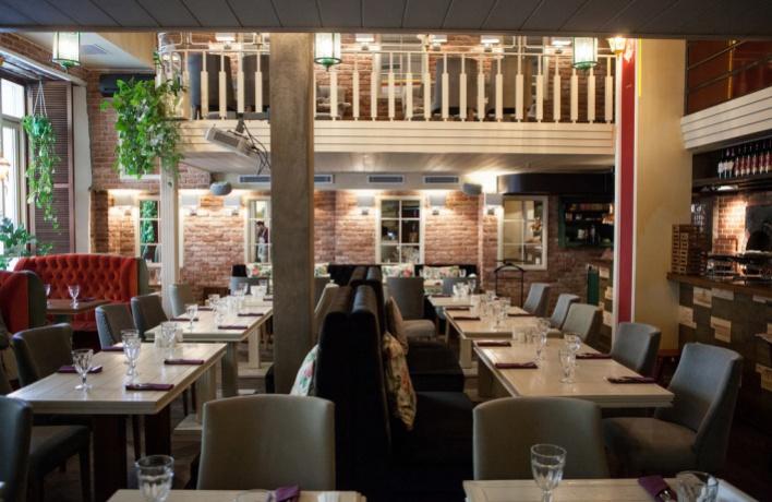 На Пушечной открылся ресторан «Ткемали»