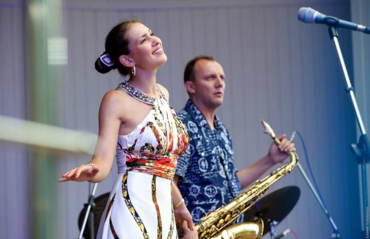 Анна Клесун и ансамбль «Esh»