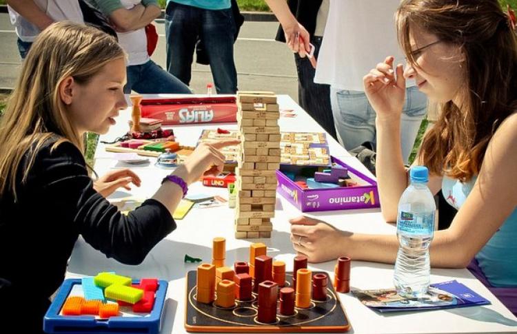 В парке Победы откроется летняя игротека