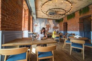 Benedict Café