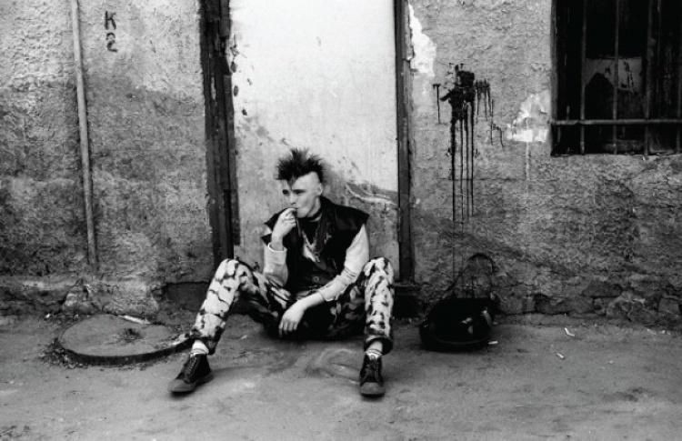 Выставка Игоря Мухина «Я видел рок-н-ролл»