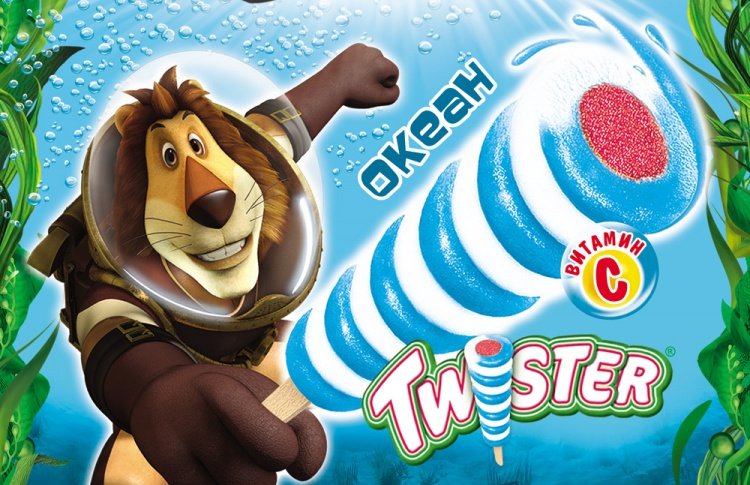 «MAX Океан» - полезное лакомство от Unilever с Витамином C
