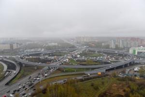 В 2017 году московские власти решат, как развивать МКАД