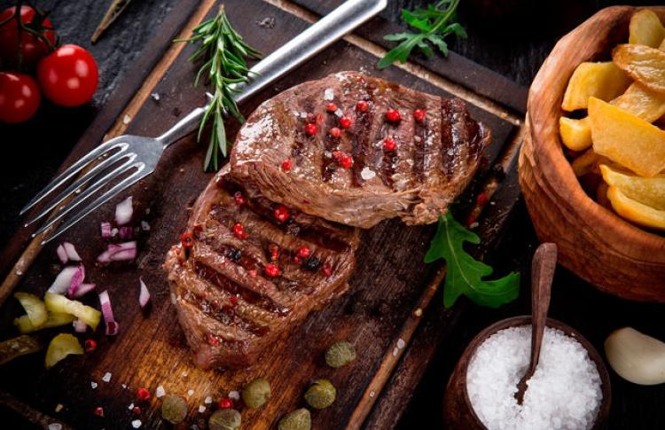 Вкуснейшие блюда на угольных брикетах ГлавЖар,  можно попробовать в рамках гастрокэмпа