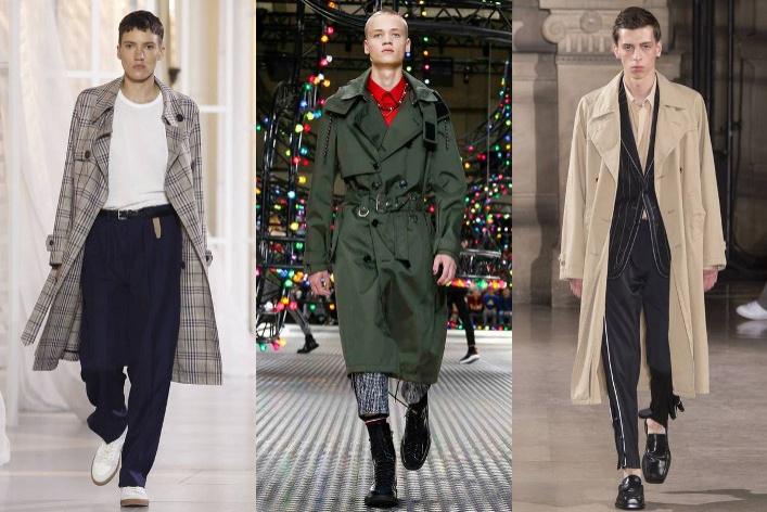 Что мы будем носить весной 2017-го: семь лучших тенденций мужской моды