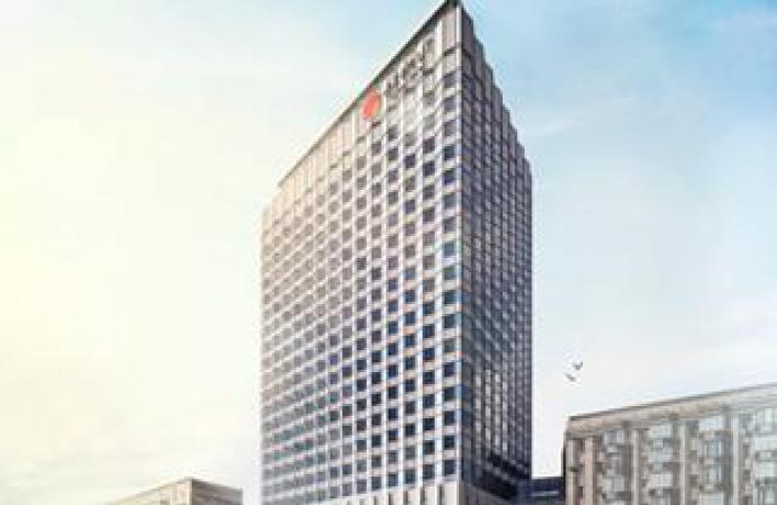 AZIMUT Hotels  продолжает реконструкцию гостиницы «Белград» в Москве