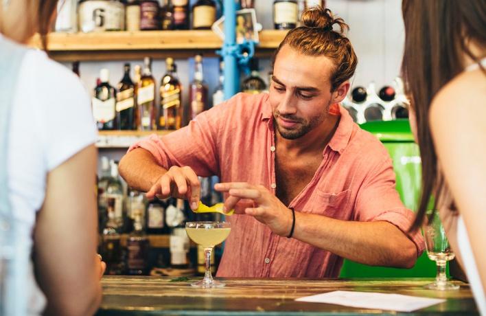 В 15 kitchen+bar приехал один из лучших барменов Парижа
