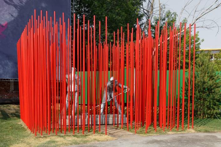 5 летних выставок на свежем воздухе
