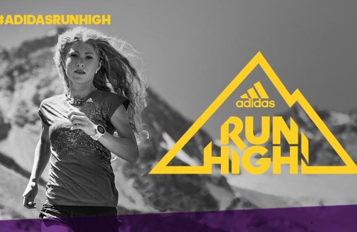 adidas Run High! возвращается в новом формате