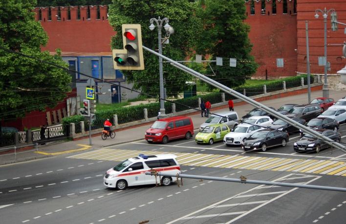 Москва вошла в тройку мегаполисов мира по безопасности дорожного движения